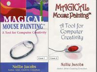 Magical MousePainting, creativity, computer, art, Nellie Jacobs
